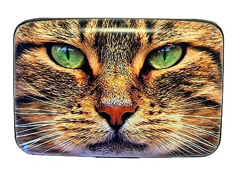 Amazon.com: Grupo higo diseño ojos verde gato Robo de seguro ...
