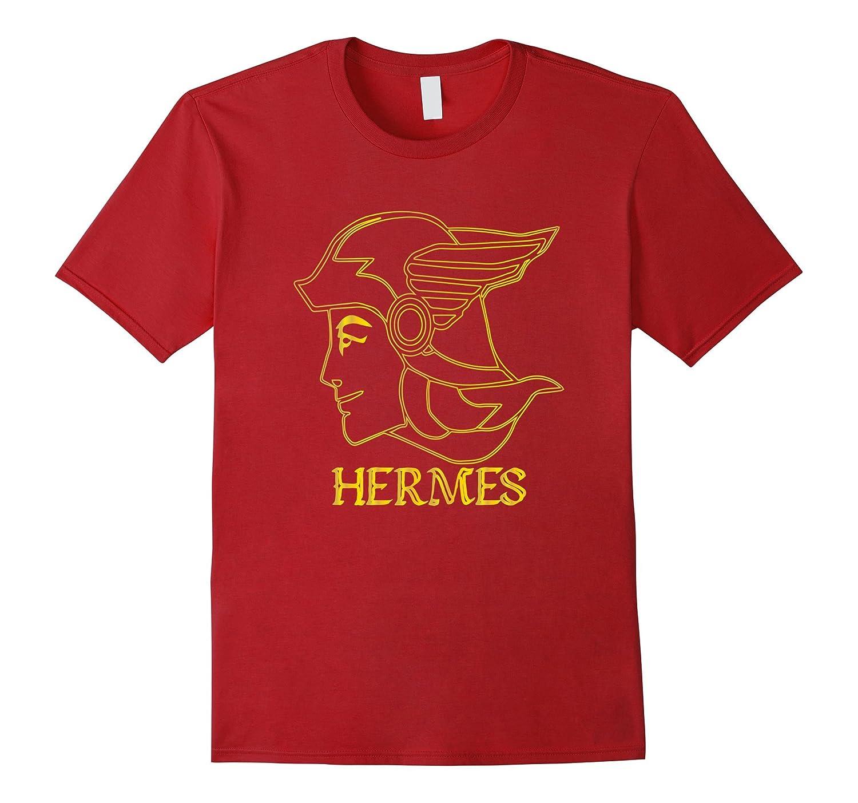 f0523f65 Gold Hermes T Shirt Son of Zeus God Greek Mythology Tee-CD – Canditee