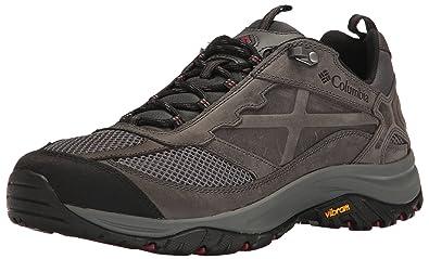 cda1965dd0d6 Columbia Men s Terrebonne Hiking Shoe Dark Grey