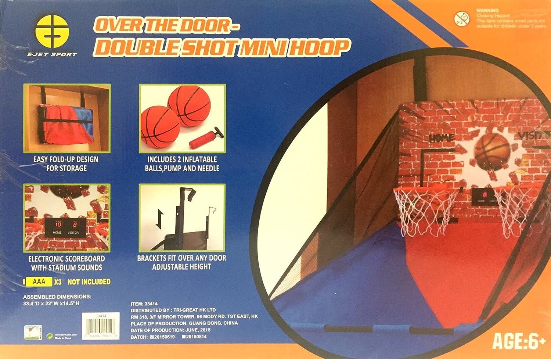 インドアバスケットボールゲームルーム子供ギフトをドアのArcade Games   B016YO8MKA