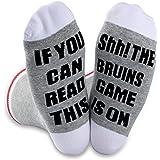 Novelty Ice Hockey Game Gift Funny Birthday Gifts Ice Hockey Game Socks