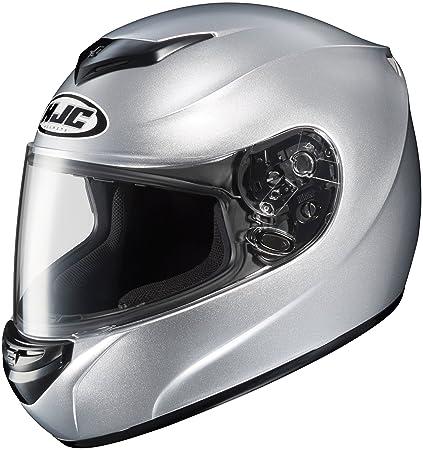 HJC CS-R2 Solid Helmet - 2X-Large/Silver