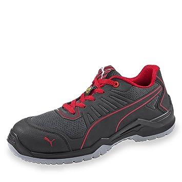 Red S1p Sécurité Tc 644200 43 Chaussures De Low Puma Esd Src Fuse 4Aj53RLq