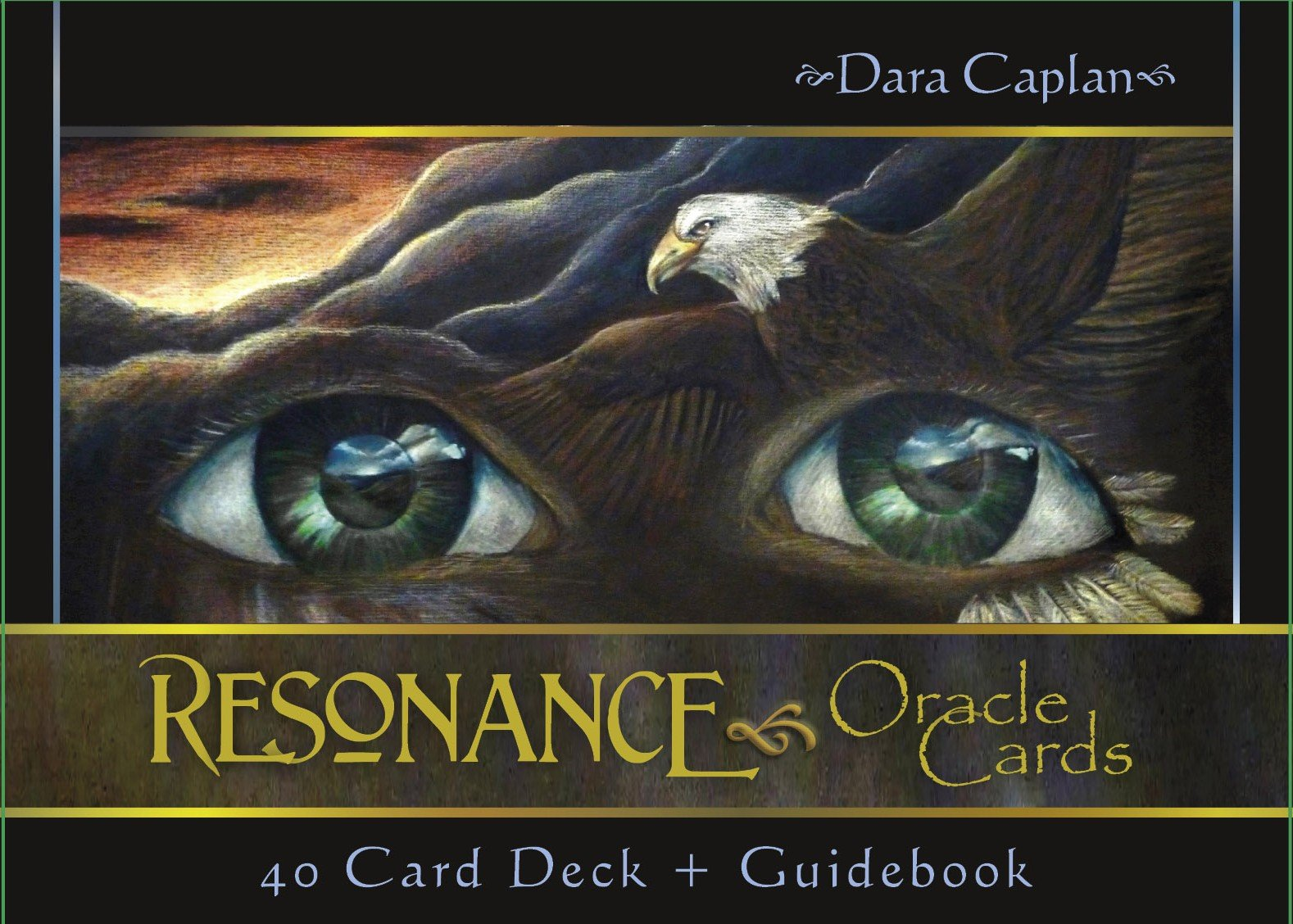 Read Online Resonance Oracle (with cards) pdf epub