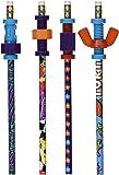 Abilitations Musgrave Pencil Company Pencil Fidgets, Set of 4, Assorted - 27233