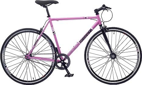 Redención Fixie para bicicleta de carretera para mujer: Amazon.es ...