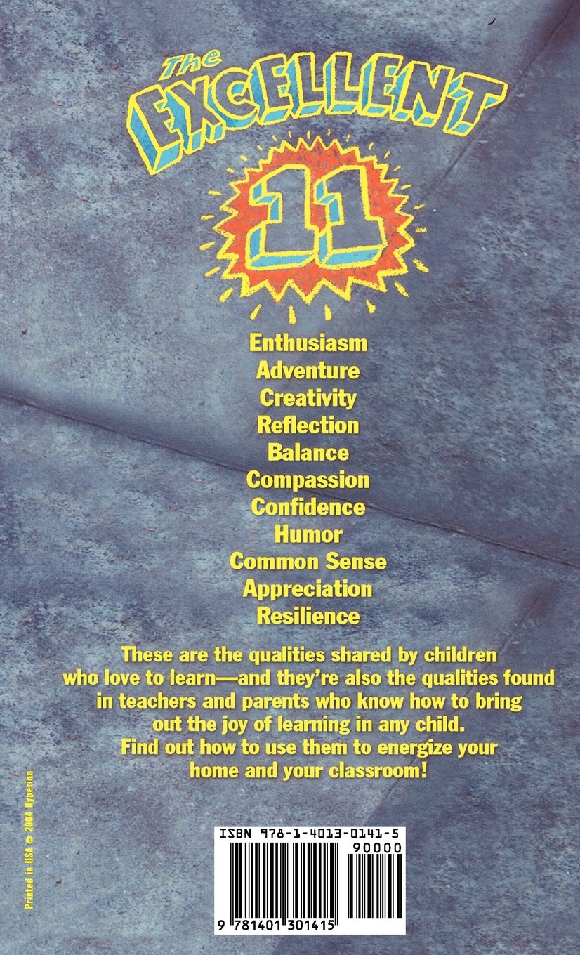 The Excellent 11: Qualities Teachers and Parents Use to ...