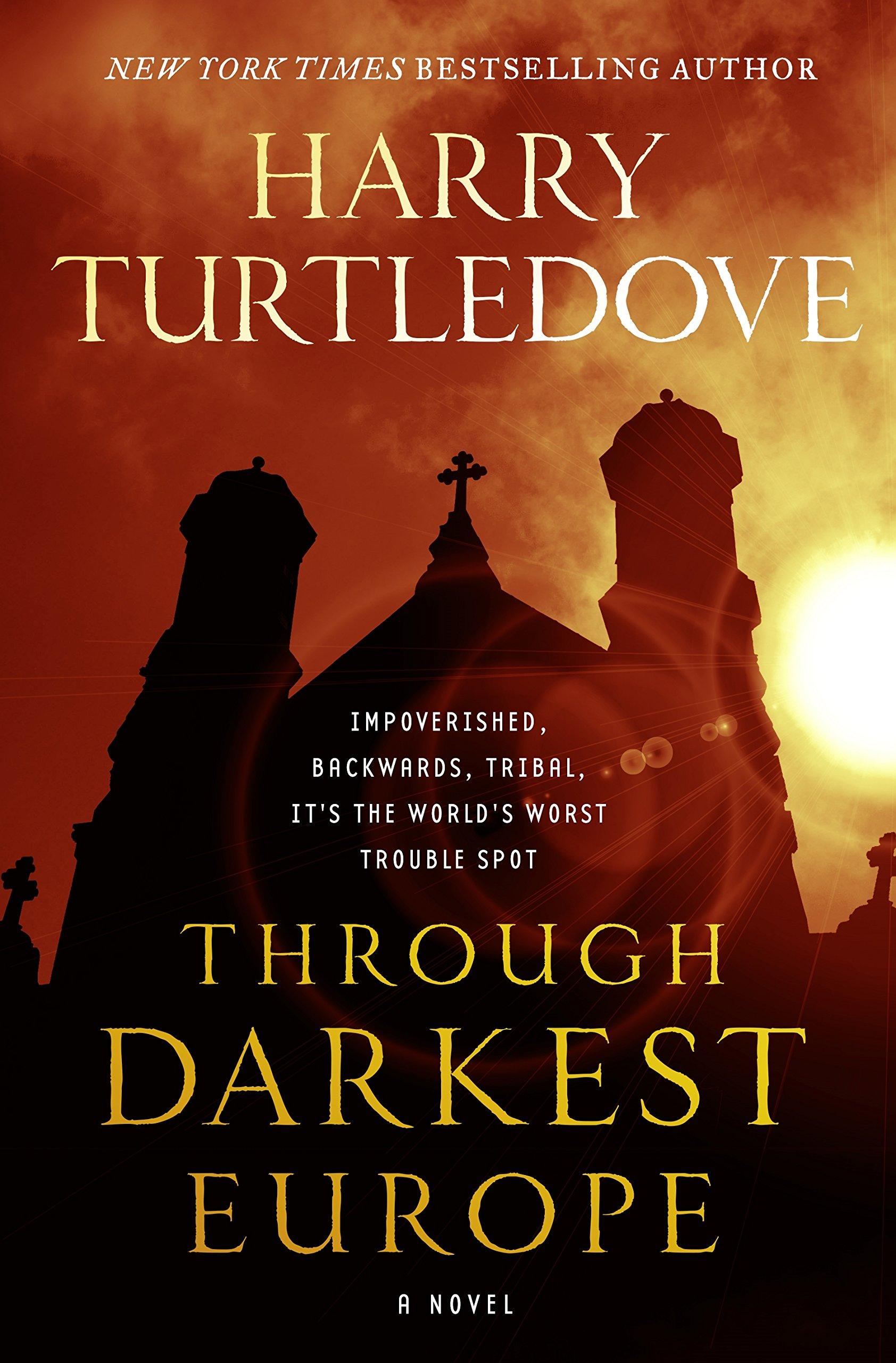 Download Through Darkest Europe: A Novel pdf