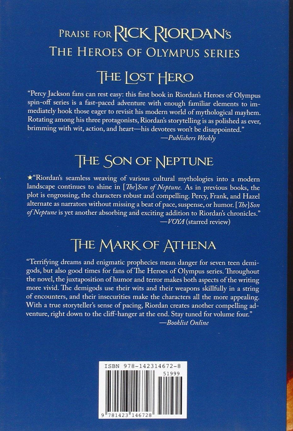 The Son Of Neptune Full Pdf