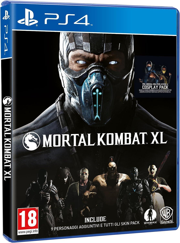 Mortal Kombat XL [Importación Italiana]: Amazon.es: Electrónica