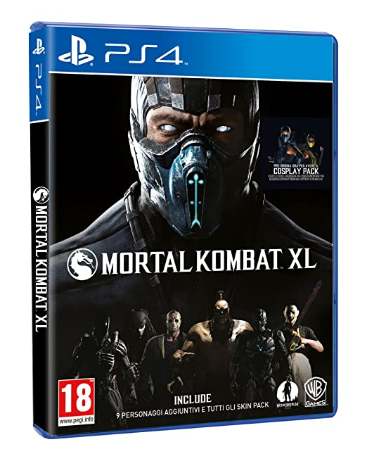 203 opinioni per Mortal Kombat XL- PlayStation 4