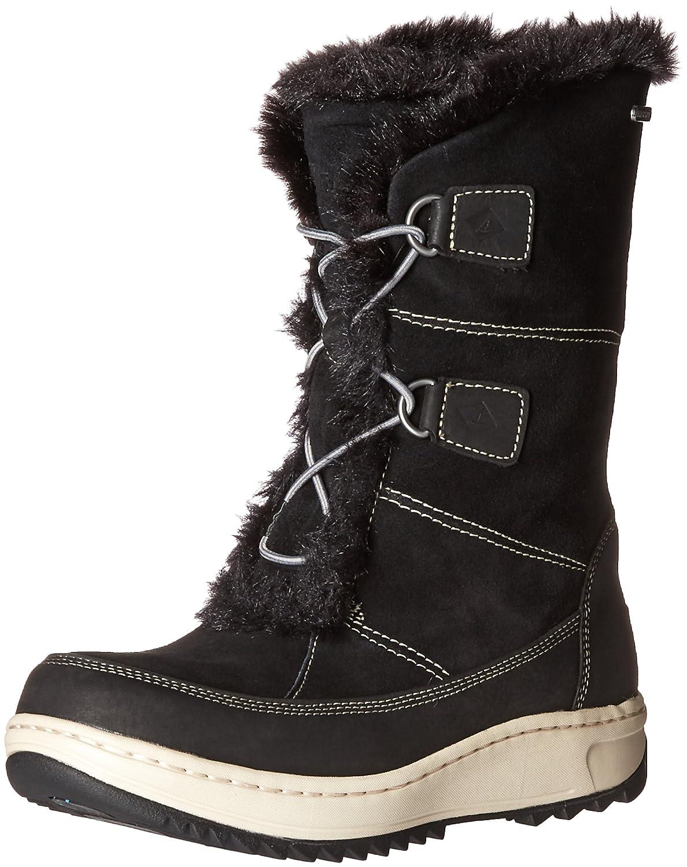 Black Sperry Women's Powder Valley Mid Calf Boots