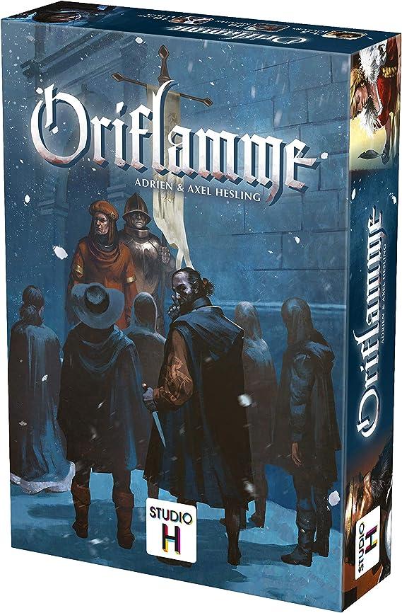 Oriflamme / Adrien & Axel Hesling   Adrien & Axel Hesling. Auteur