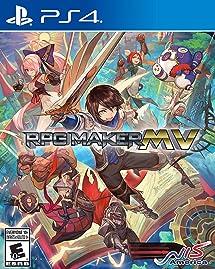 RPG Maker MV - PlayStation 4: Sega of America Inc: Video Games