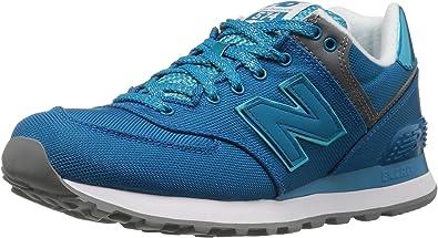 Aceptado Espíritu número  Amazon.com: New Balance WL574V1 tenis deportivos de moda para mujer: Shoes