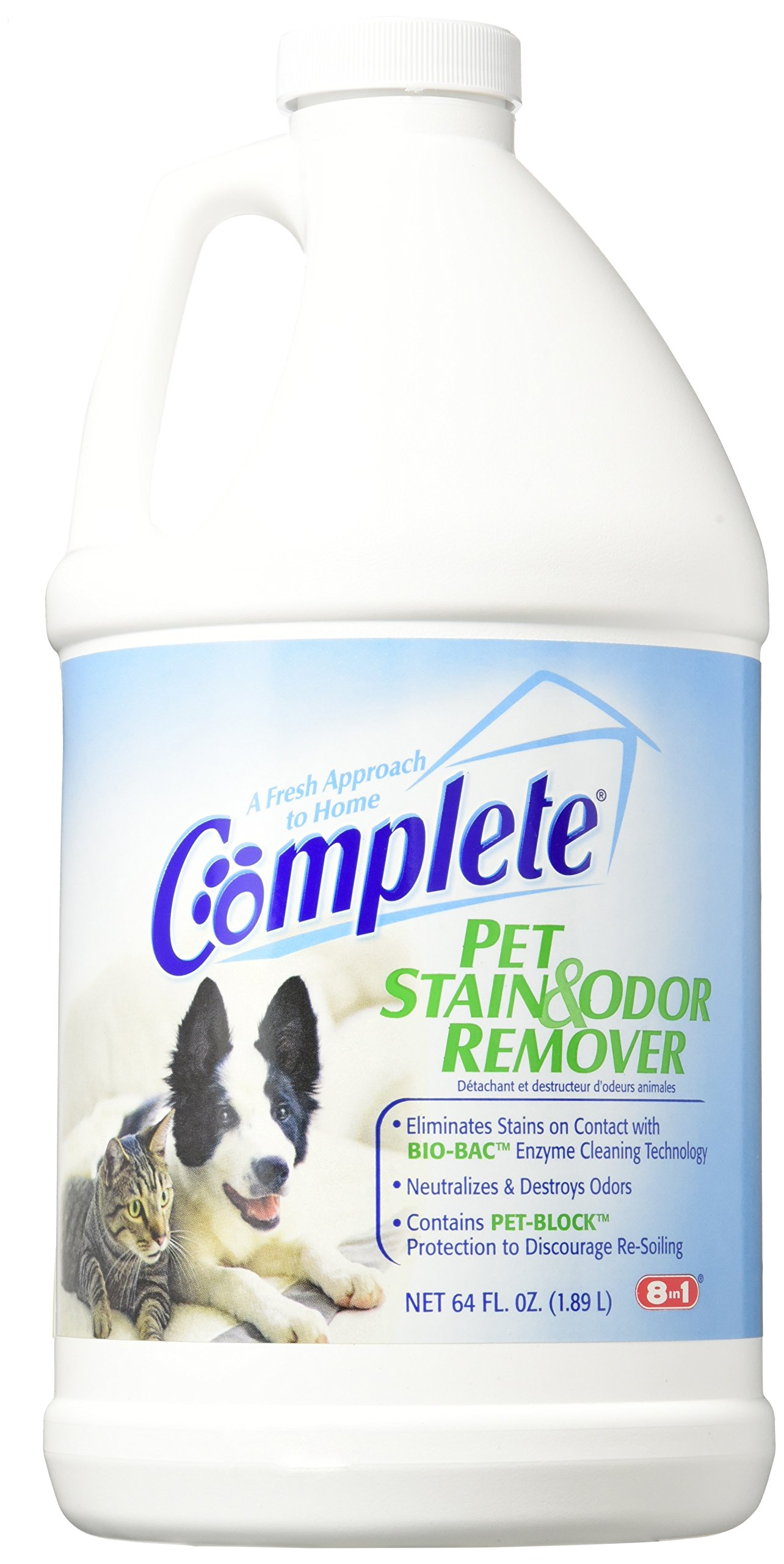 United Pet Group Complete Stain & Odor Remover- 64oz. (L7703)