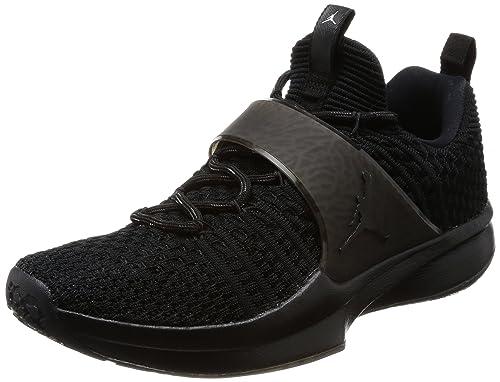 0d29ed7e4c5b24 Nike Men s Jordan Trainer 2 Flyknit Gymnastics Shoes  Amazon.co.uk ...