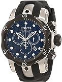 Invicta Men's 0947 Venom Reserve Chronograph Black Dial Watch