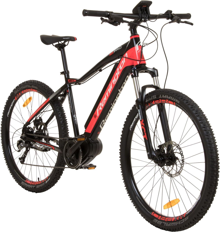 Bicicleta de montaña eléctrica Mxpro de Remington, pedelec, motor ...