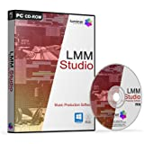LMM Studio - Professional Music Production Software - BOXED AS SHOWN