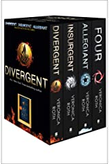 Divergent Series - 4 in 1 Paperback