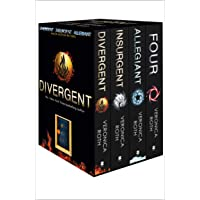 Divergent Series Box Set - Books 1-4