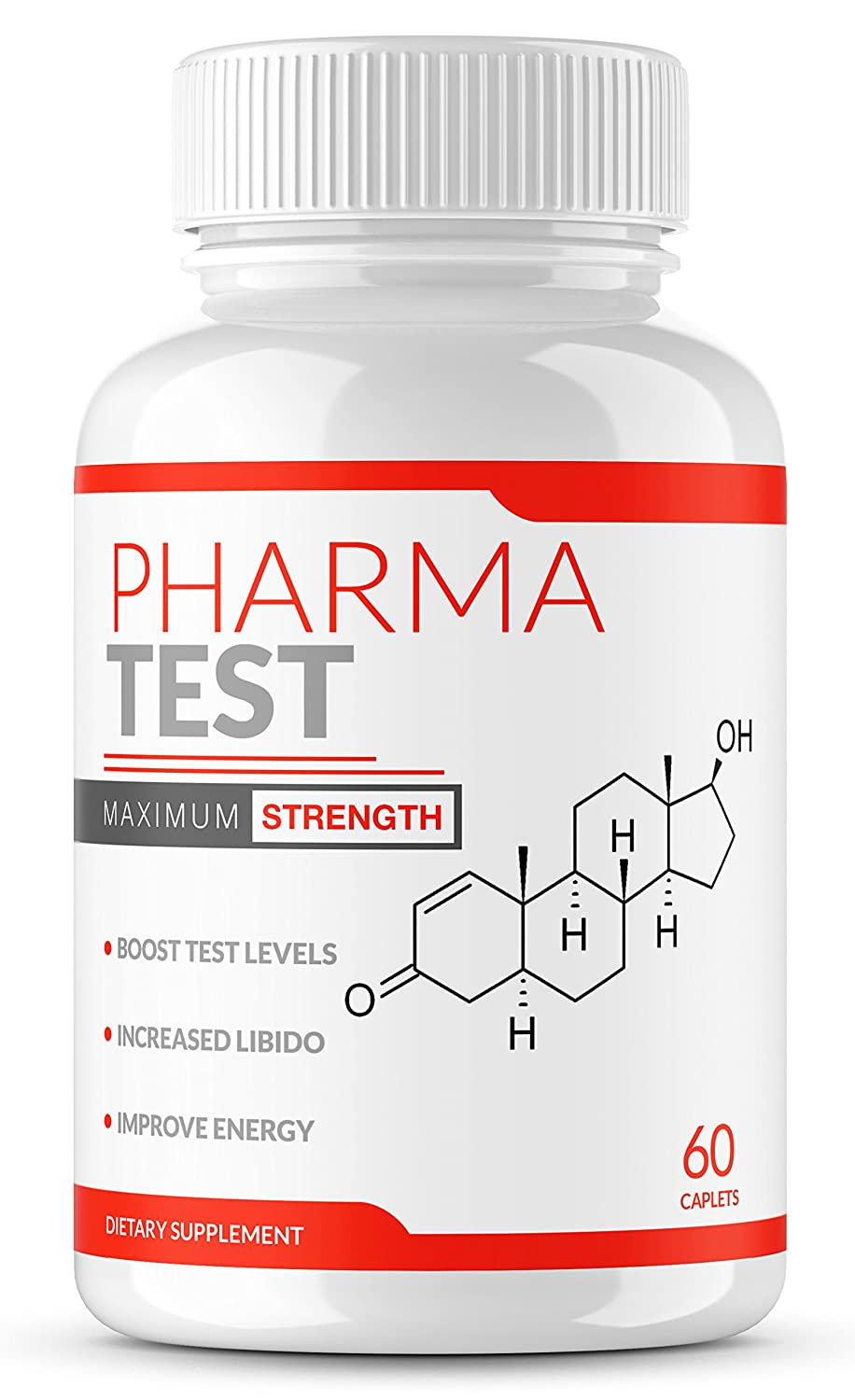 Amazon.com: PHARMA TEST | Testosterone booster| Testosterone booster ...