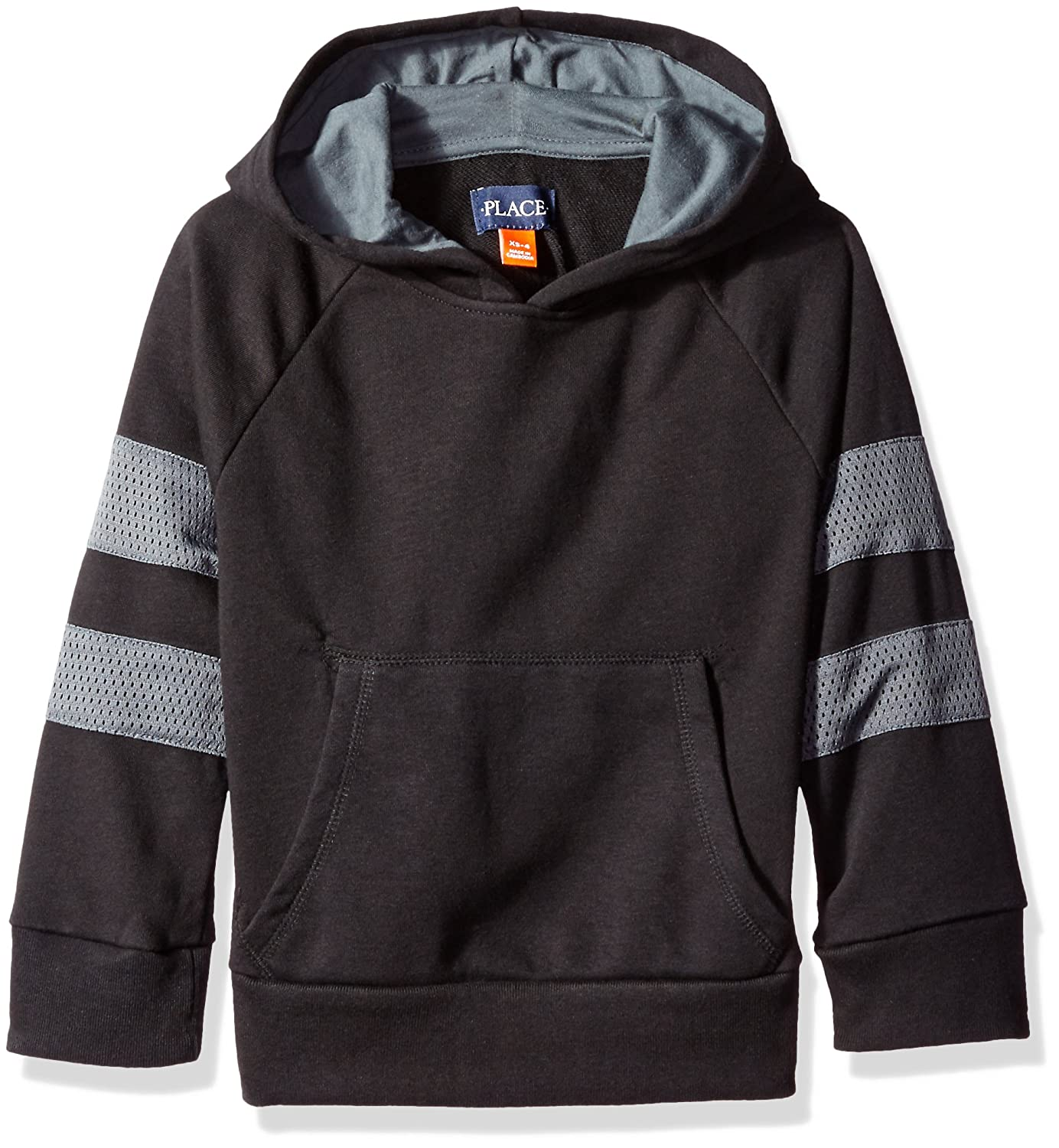 The Children's Place Boys' Popover Hoodie supplies