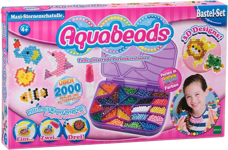 Aquabeads 79448 - Niños Craft Kits - Caja Maxi-Star