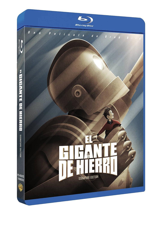 El Gigante De Hierro - Signature Edition Blu-Ray [Blu-ray]