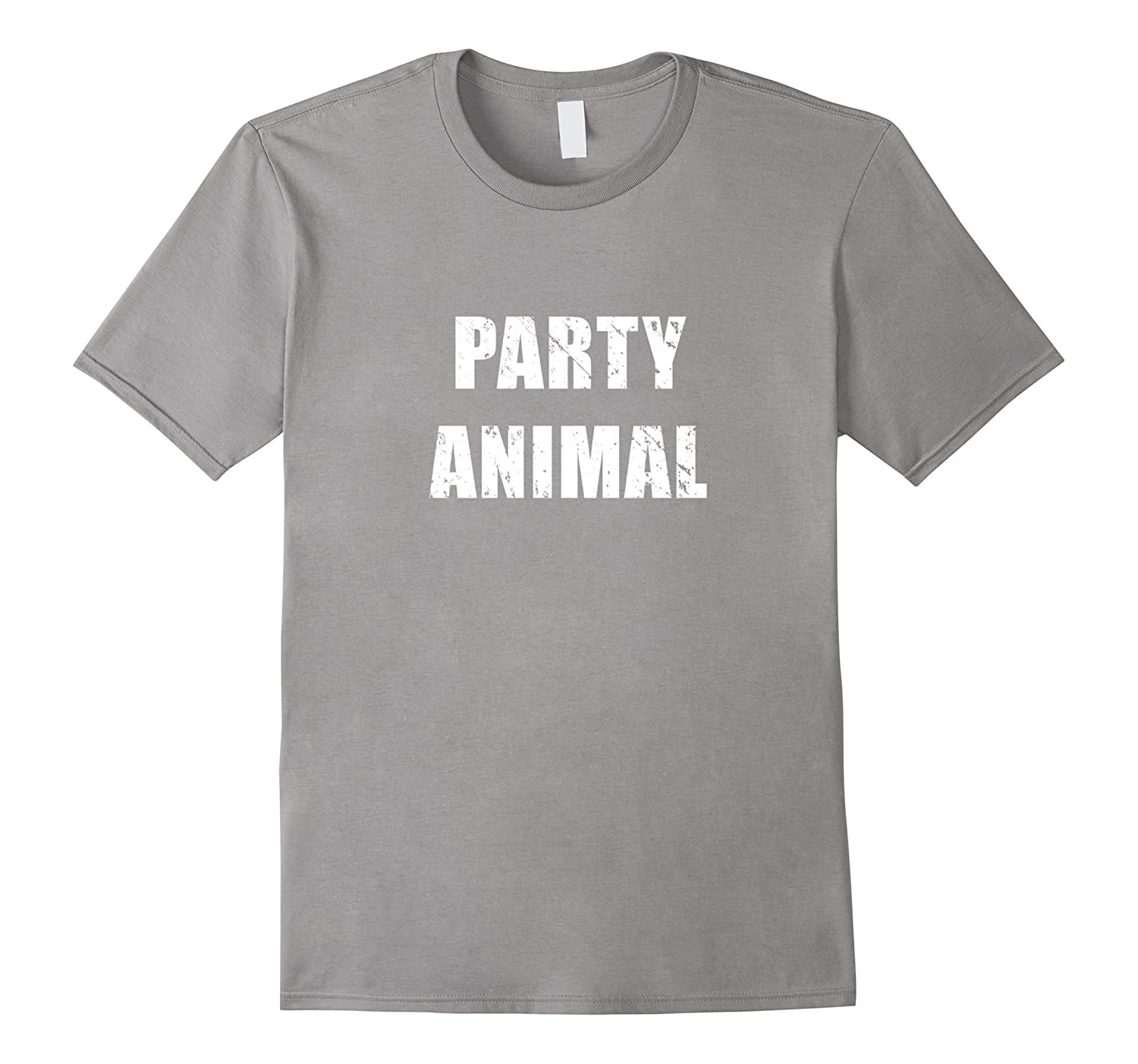Party Animal Tee Shirt Lets Get Crazy And Go Wild-FL
