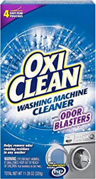 OxiClean Washing Machine Cleaner (4-Count)