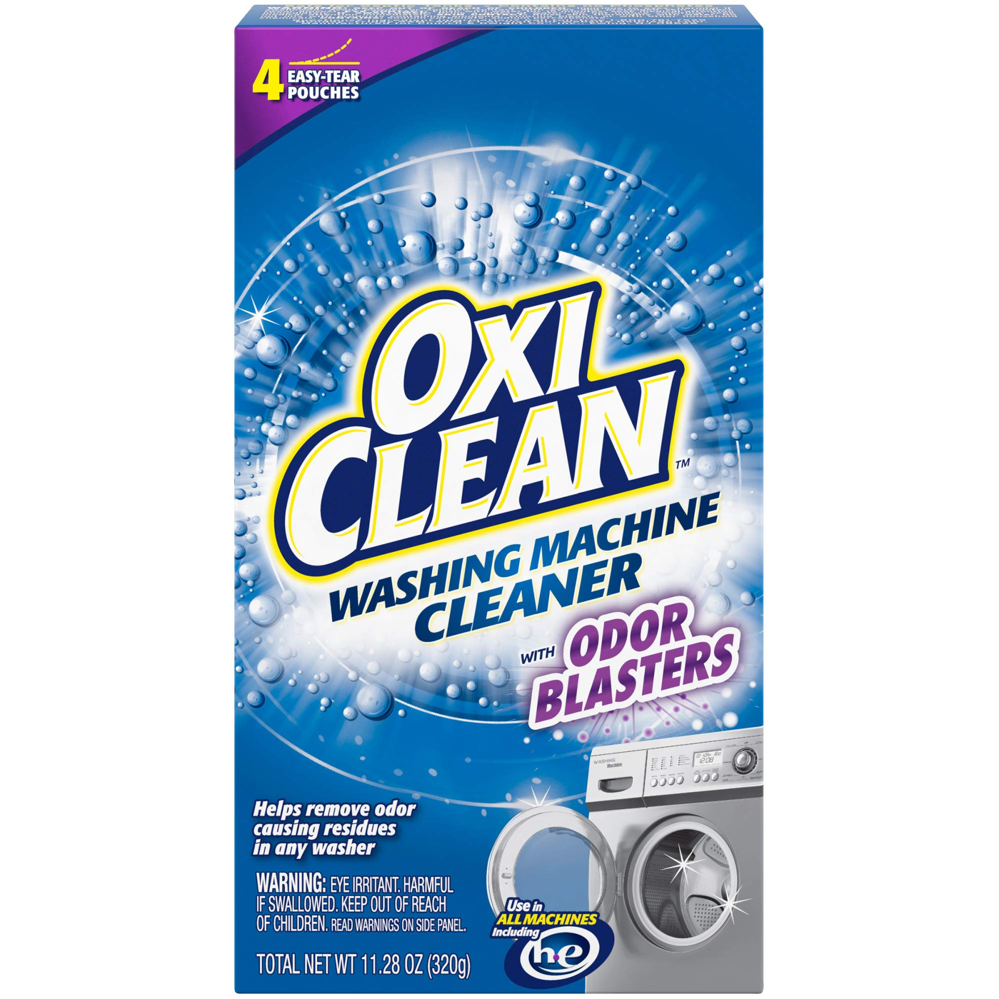 Best Rated In Household Washing Machine Cleaners Amp Helpful