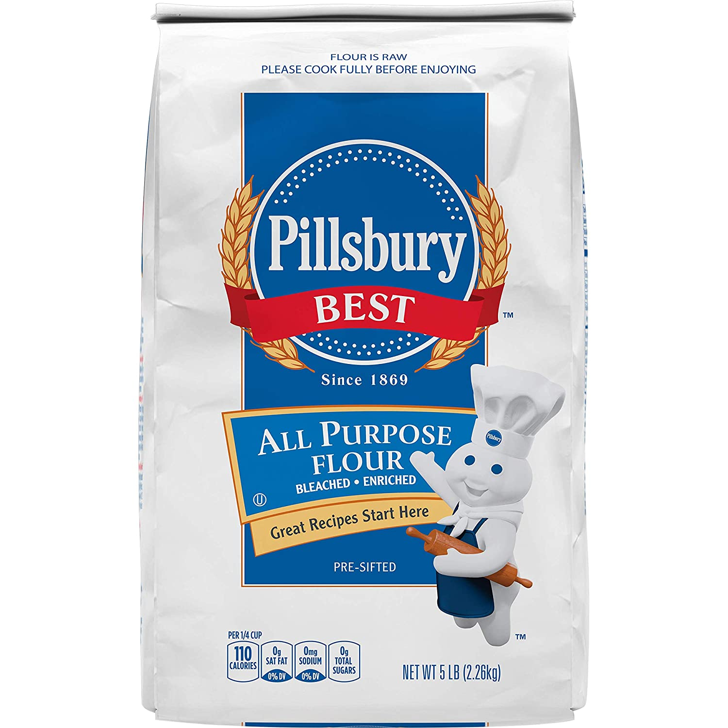 Best All Purpose Flour, 5 lbs