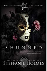 Shunned: a dark bully romance (Kings of Miskatonic Prep Book 1) Kindle Edition