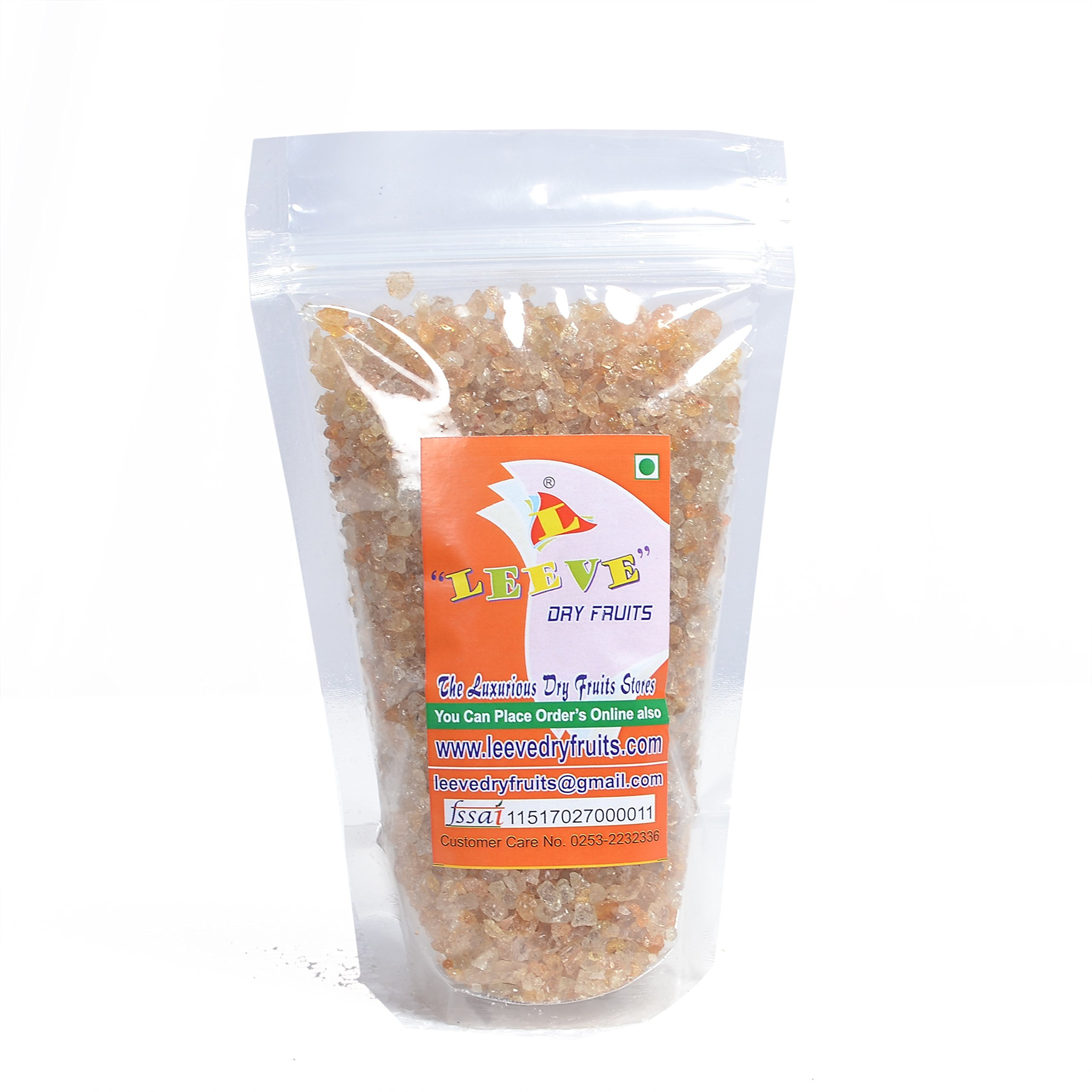 Leeve Dry Fruits Dink - Gond Standard - 400 Grams by Leeve Dry Fruits (Image #1)