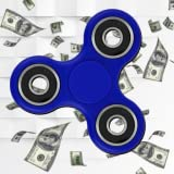 Fidget Spinner Money Maker