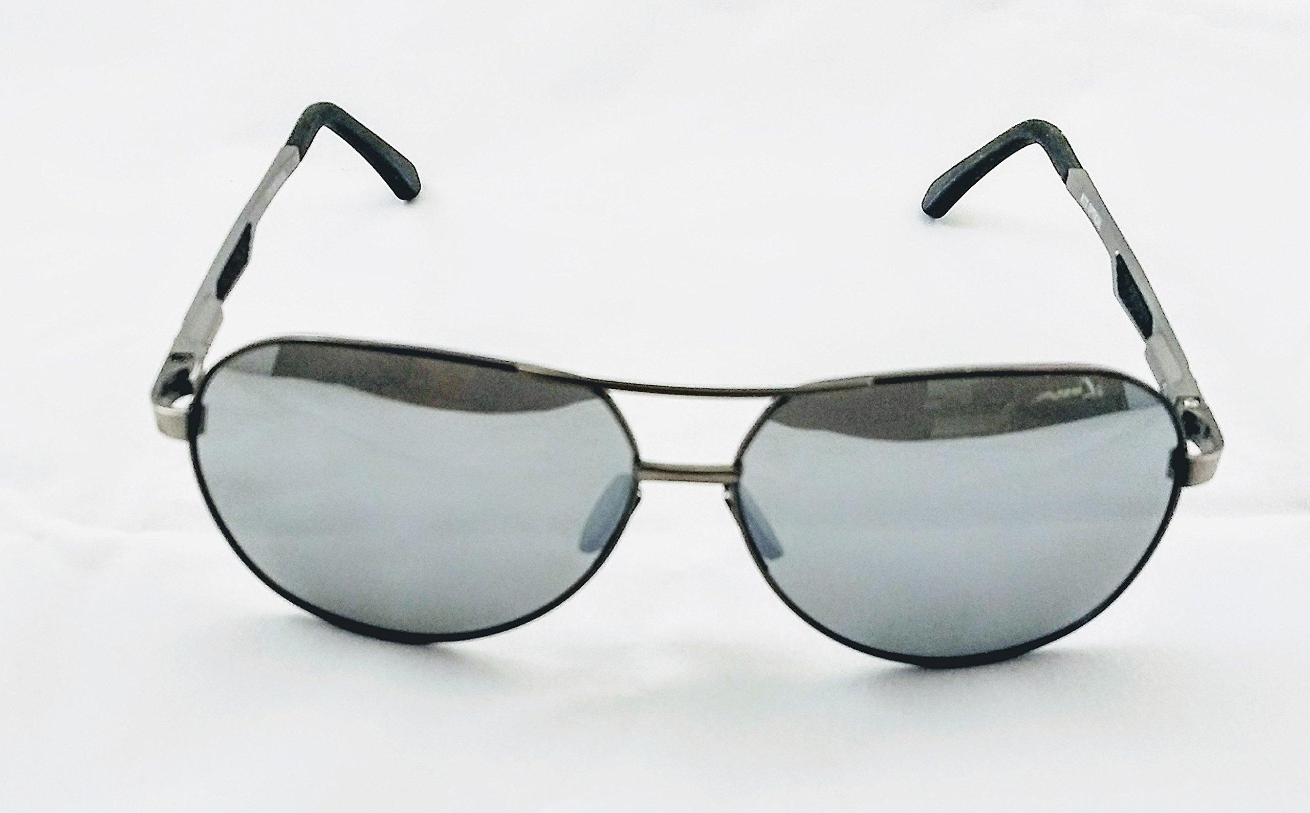 17c43b81e8 XXL extra large Classic Pilot Polarized Sunglasses for big wide heads 150mm