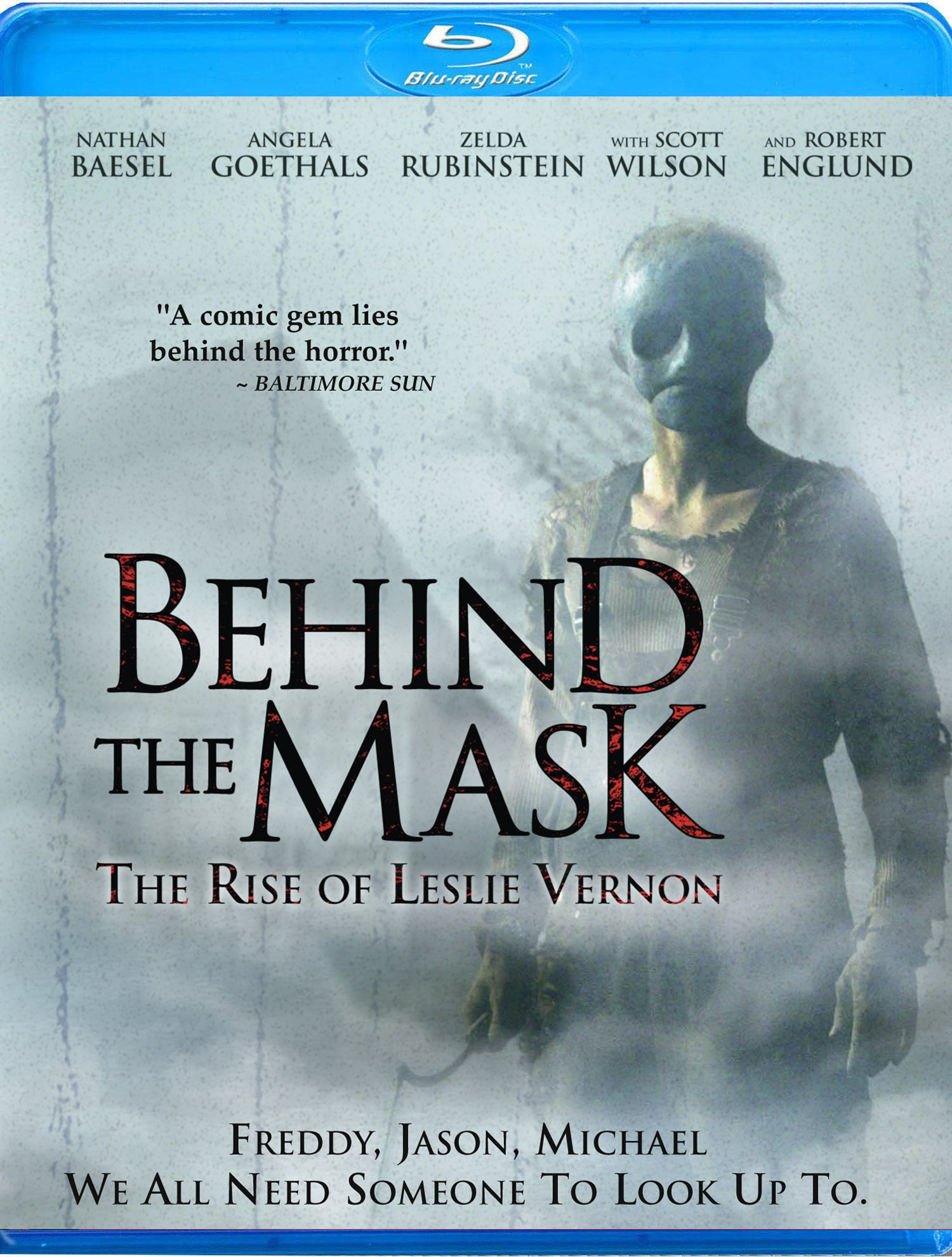 Behind The Mask [Blu-ray]