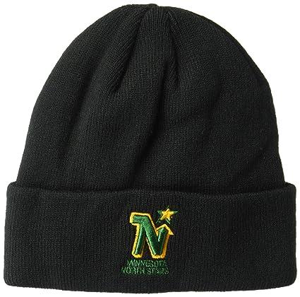 Amazon.com   OTS NHL Minnesota North Stars Youth Raised Cuff Knit ... a23d3548c4b0