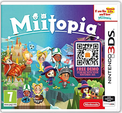 Minitopia 3DS (Importación inglesa): Amazon.es: Videojuegos