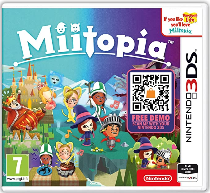 Miitopia (Nintendo 3DS): Amazon co uk: PC & Video Games