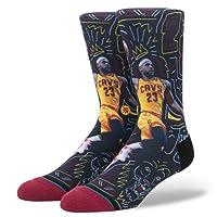 Stance NBA Legends James Sketchbook Casual Socke