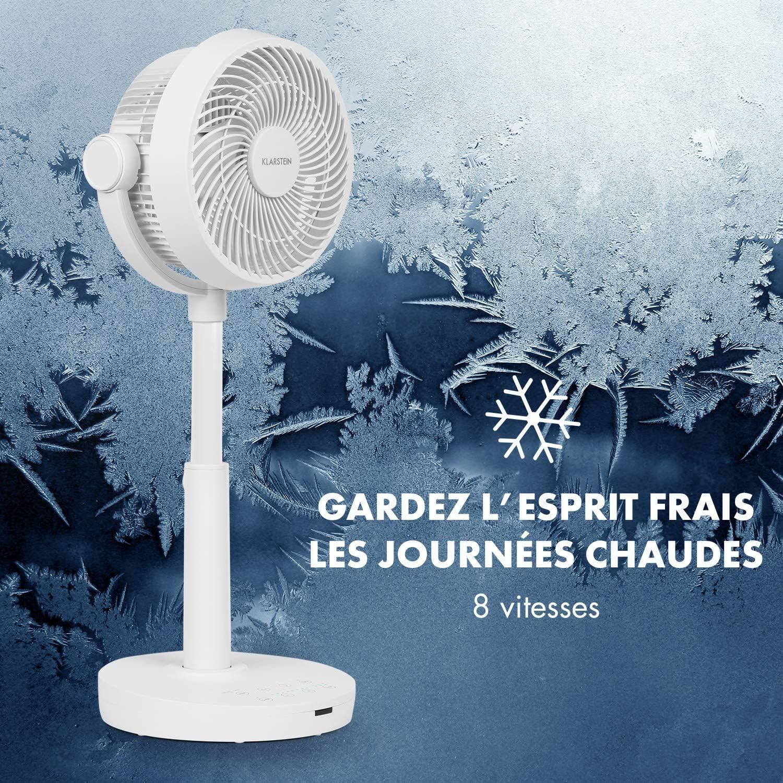 Klarstein Airflex Ventilateur design