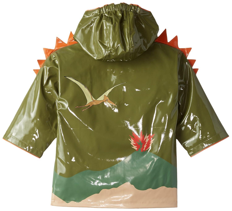 Ragazze Ragazzi Kidorable Originale di Marca Cappotto di Pioggia Dinosauro Adorabile per Bambini