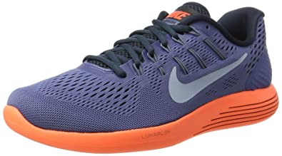 Nike Men Lunarglide 8 Running Shoe Blue