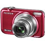 Fujifilm FinePix JX350 Digital Camera - Red (16MP, 5x Optical Zoom) 2.7 inch LCD