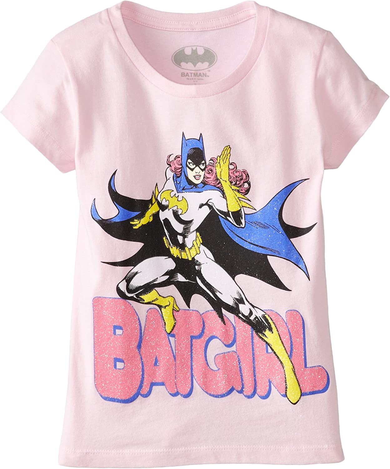 Youth DC Comics Batgirl Short-Sleeve T-Shirt