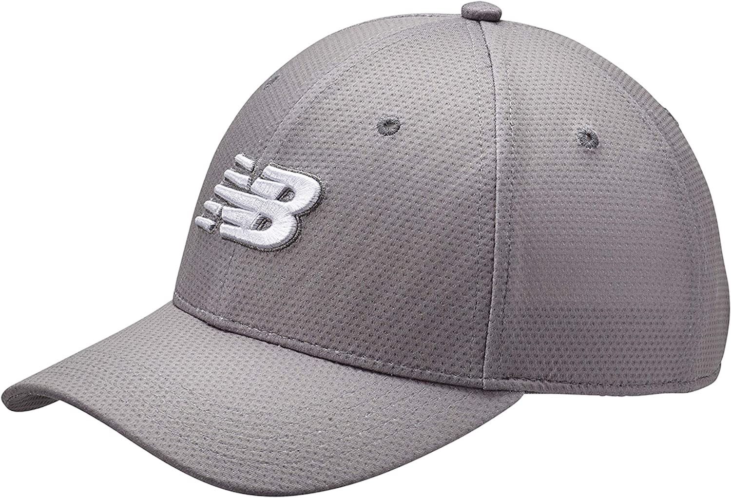 New Balance Men's and Women's Knit Training Hat, Adjustable Moisture Wiicking Snapback Cap