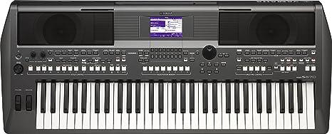 Yamaha PSR-S670 - Teclado digital portátil perfecto para ...